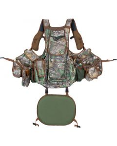 Hunters Specialties Strut Turkey Vest Undertaker Rt X-green 1-size