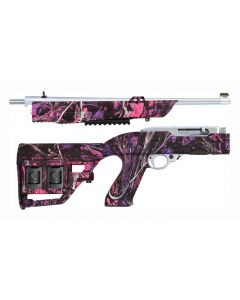 Tacstar RM-4 Stock Ruger 10/22 Take Down Tactical Muddy Girl