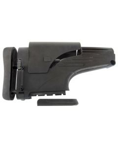 Tacstar Stock AR-15 Arms Adjustable Match Black Syn