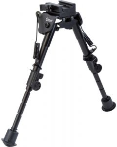 "Caldwell Xla Bipod 6-9"" Fixed Model Picatinny Mount Black"