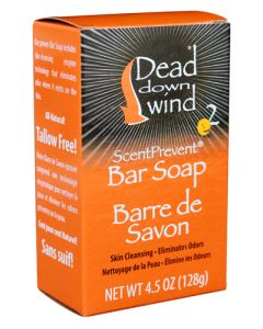 Dead Down Wind Bar Soap 4.5oz 1ea