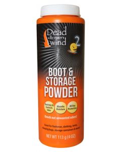 Dead Down Wind Boot & Storage Powder 4oz