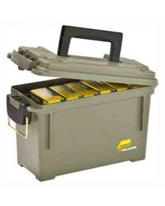 Plano Field Box Ammo Can Green 6Pk Case Lots