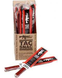 CMMG Tac Snack Peppered Flavor 12 Snack Sticks
