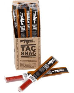 CMMG Tac Snack Bacon Flavor 12 Snack Sticks