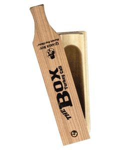 "Quaker Boy ""The Box"" Box Turkey Call"