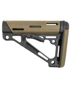 Hogue AR-15 Collapsible Stock FDE Rubber Commercial