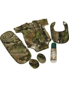 Rivers Edge Baby Outfit 5-Pcs. Realtree APG Camo