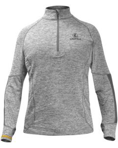 Leupold 1/2 Zip Pullover Covert Gray Heather Large