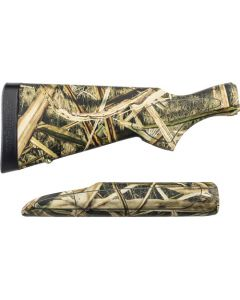 Rem 870 12ga Stock And Forearm Mossy Oak Blades Synthetic