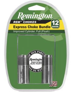Rem Choke Tubes 12ga. Express Bundle Improved/full
