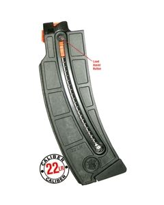 Smith & Wesson Magazine M&P 15-22 .22LR 25-Rounds Black Polymer