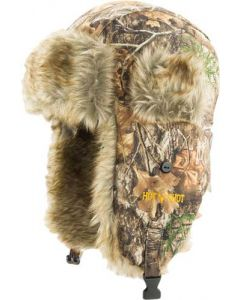 Hot Shot Heat Factor 3 Trapper Hat Sabre 80Gr Rt-Edge L/Xl