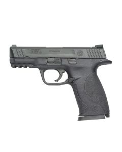 "Smith & Wesson M&P45 .45ACP 4"" FS 10-Shot Blackened Ss/Black Polymer"
