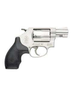 "Smith & Wesson 637 .38SPL+P 1.875"" FS 5-Shot Ss Black Rubber"