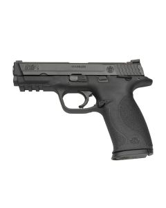 "Smith & Wesson M&P9 9MM Luger 4.25"" FS 17-Sh W/Safety Blk Ss/Blk Pol"