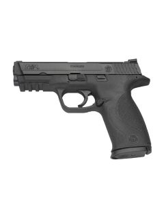 "Smith & Wesson M&P40 .40SW 4.25"" FS 15-Shot Blackened Ss/Blk Poly"