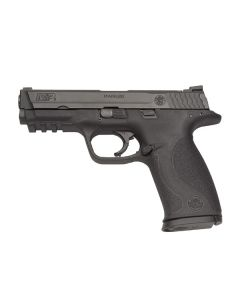 "Smith & Wesson M&P9 9MM 4.25"" FS 17-Shot Blackened Ss/Black Polymer"