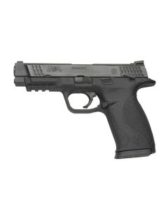 "Smith & Wesson M&P45 .45ACP 4.5"" FS 10-Sh W/Safety Blacken Ss Black Poly"