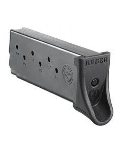 Ruger Magazine LC9 9MM 7Rd W/Grip Extension Blued Steel