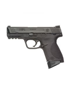 "Smith & Wesson M&P45C .45ACP 4"" FS 8-Shot W/Manual Safety Blk. Ss/Poly"