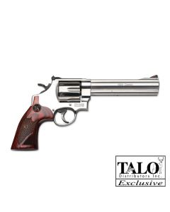 "Smith & Wesson 629 Deluxe .44Mag 6"" AS 6-Sh Checkered Wood (Talo)"
