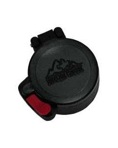 Butler Creek Flip Open #3 Eye Scope Cover Black