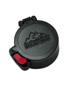 Butler Creek Flip Open #13 Scope Cover Black