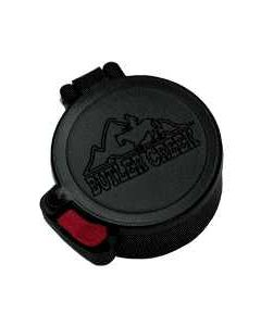 Butler Creek Flip Open #19 Eye Scope Cover Black