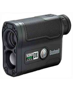 Bushnell Scout Dx 1000 6X R-Finder W/Arc Rifle/Bow Blk