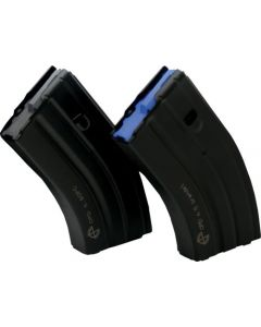 Cpd Magazine Ar15 6.8spc 20rd Blackened Stainless Steel