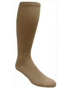 Covert Threads Rock Groundpounder Sock Sand Lg 1Pr