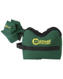 Caldwell Deadshot Benchrest Bag Set Frt & Rear Unfilled