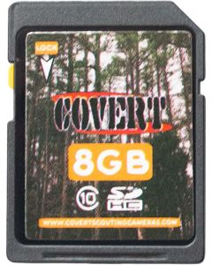 Covert Camera 8gb Sd Memory Card Class 10 High Speed