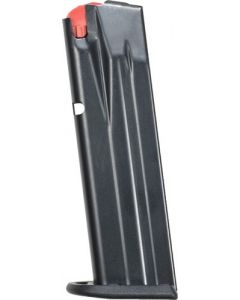 Walther Magazine Ppq M2 9mm Luger 15-rnds Blued Steel