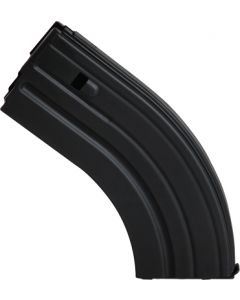 Cpd Magazine Ar15 7.62x39 28rd Blackened Stainless Steel