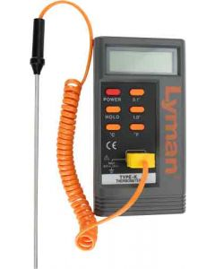 Lyman Lead Thermometer Digital