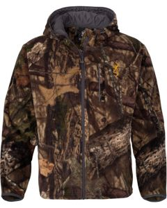 Browning Wasatch-cb Fleece Jacket Mo-breakup Camo Large