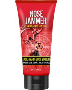Nose Jammer 5 Oz Face, Hand, Body Lotion