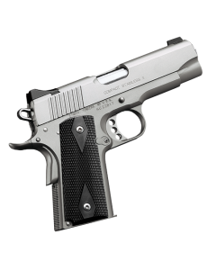 "Kimber Compact Stainless II 4"" Barrel 45 Acp"