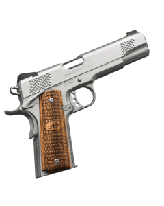"Kimber Stainless Raptor II 5"" Barrel 45 Acp"