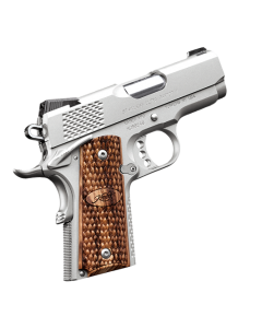 "Kimber Stainless Ultra Raptor II 3"" Barrel 45 Acp"