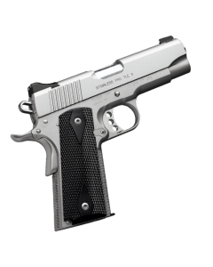 "Kimber Stainless Pro TLE II 4"" Barrel 45 Acp"