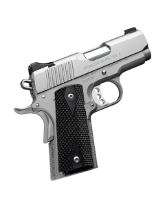 "Kimber Stainless Ultra TLE II 3"" Barrel 45 Acp"