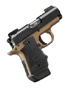 Kimber Micro 9 Desert Night (DN)/TFXPro Sight &Hogue grips