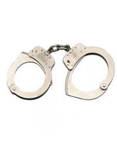 Smith & Wesson Handcuffs Model 1 Satin Nickel