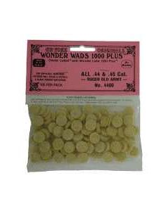 U.S. Sporting Goods Original Wonder Wads .44-.45Cal 100Pk