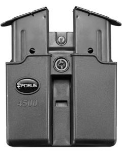 Fobus Mag Pouch Double For .45acp Single Stack Belt Style