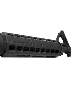 Ergo Grip 2-piece Handguard For Ar-15 Black M-lok Polymer