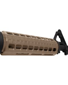 Ergo Grip 2-piece Handguard For Ar-15 Dark Earth M-lok